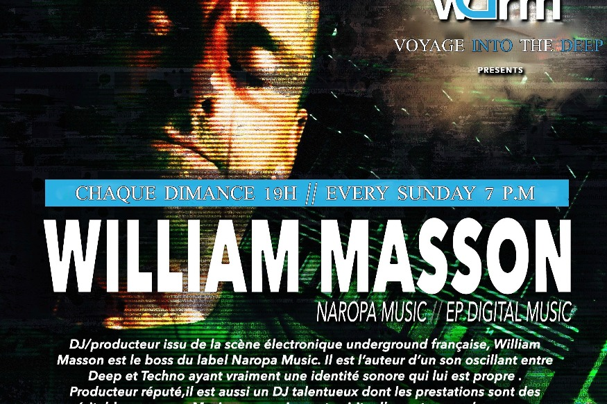 William Masson Presents Voyage Into The Deep